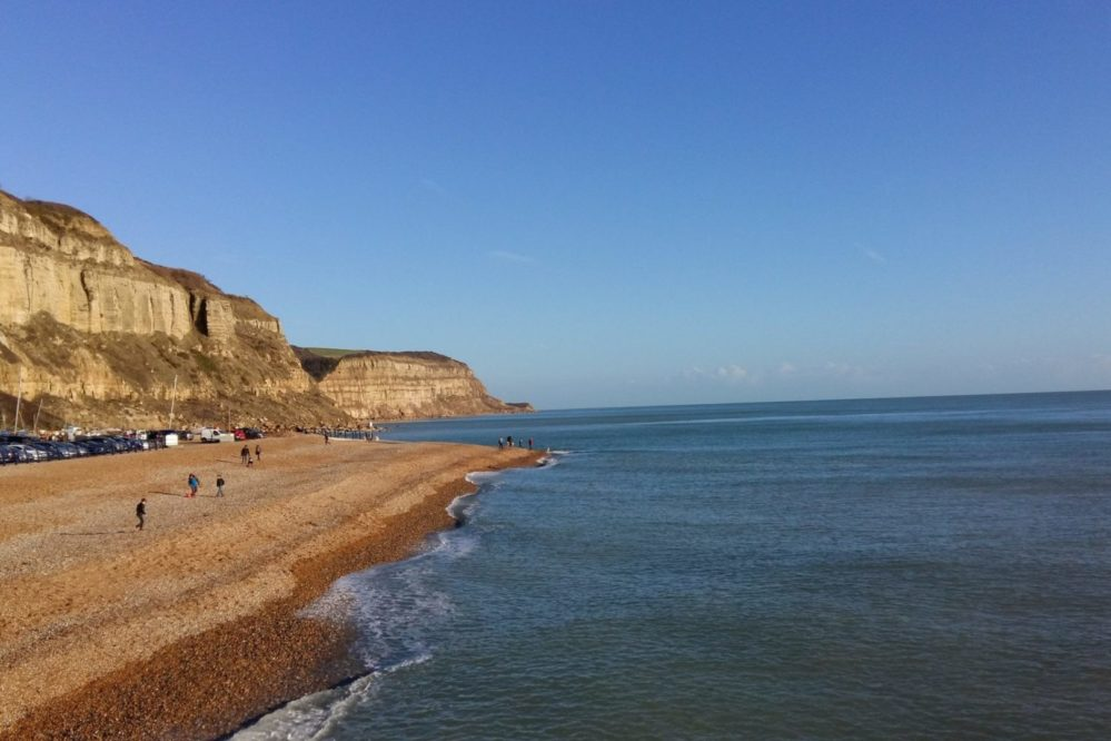 Hastings Beach