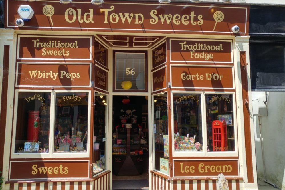 Old Town Sweet shop