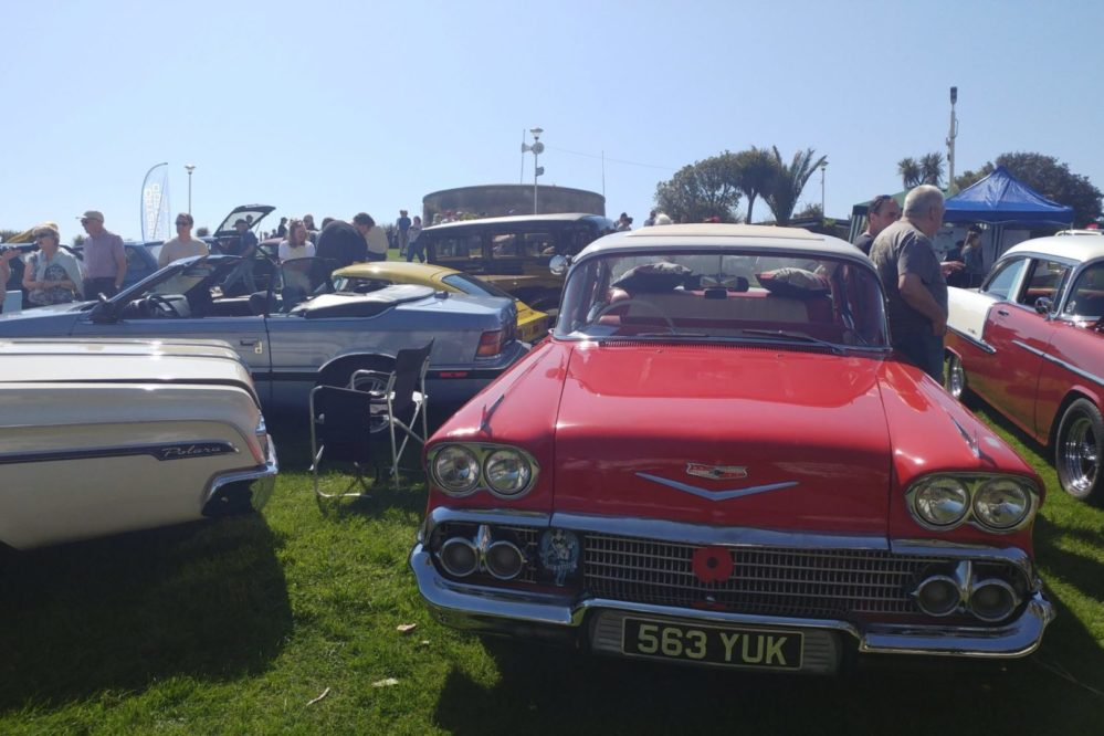 Eastbourne's Magnificent Motors