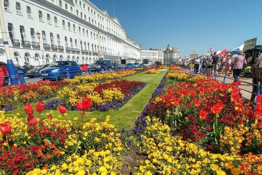 Eastbourne Seafront Gardens