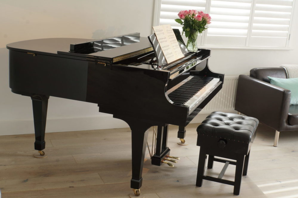 Boston Baby Grand Piano