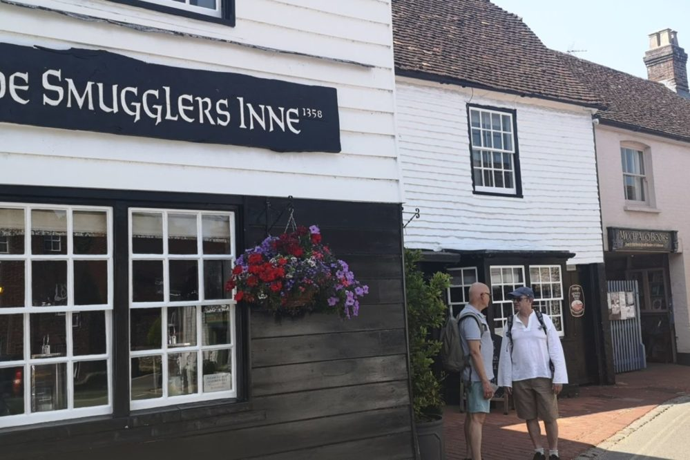 The Smugglers Inn - Alfriston