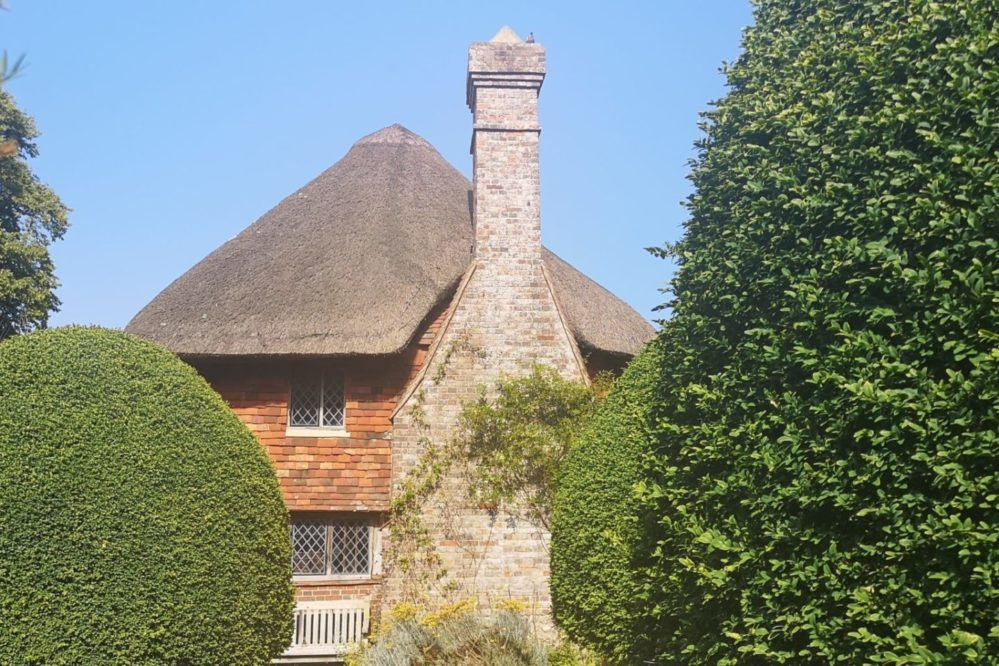 Old Clergy House - The first National trust property