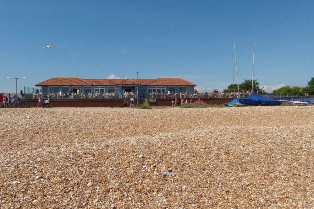 The Beach Deck - Eastbourne