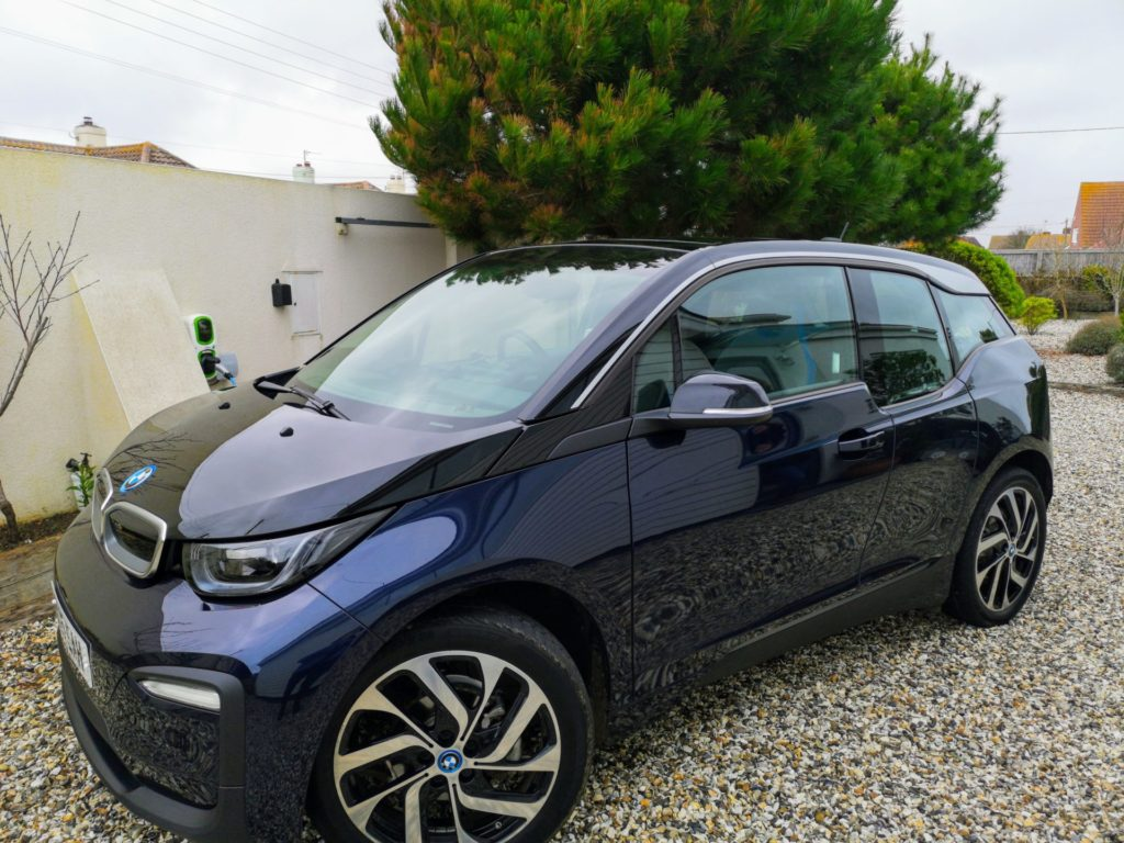 Free Charging for BMW i3 Electric Car